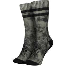 Loose Riders Technical Socks tie dye army